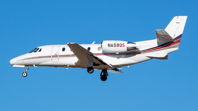 N658QS - Cessna 560XL Citation Excel - NetJets Aviation