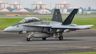 164659 - McDonnell Douglas F/A-18D Hornet - United States - US Marine Corps (USMC)