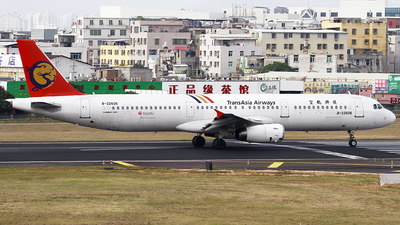 B-22606 - Airbus A321-131 - TransAsia Airways