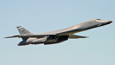 85-0061 - Rockwell B-1B Lancer - United States - US Air Force (USAF)
