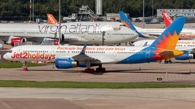 A picture of GLSAC - Boeing 75723A - Jet2 - © Egccarchie