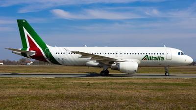 A picture of EIDSL - Airbus A320216 - Alitalia - © Flavio Renzi