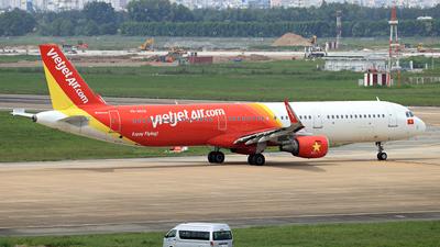 VN-A629 - Airbus A321-211 - VietJet Air