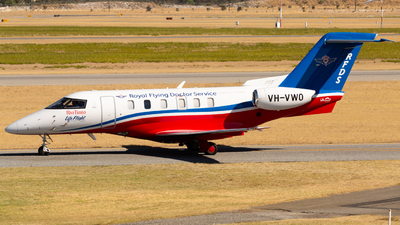 VH-VWO - Pilatus PC-24 - Royal Flying Doctor Service of Australia (Western Operations)