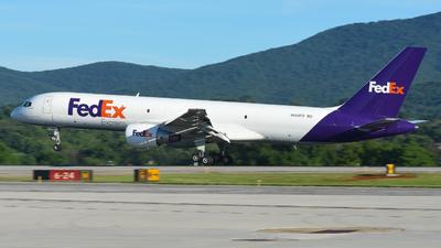 N999FD - Boeing 757-230(SF) - FedEx