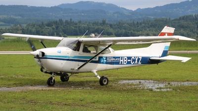 HB-CXZ - Reims-Cessna F172N Skyhawk II - Private