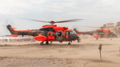 HU.27-04 - Eurocopter AS 532AL Cougar - Spain - Army