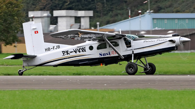 HB-FJB - Pilatus PC-6/B2-H4 Turbo Porter - Susi Air