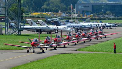 LSZC - Airport - Ramp