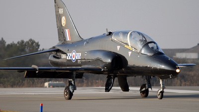 XX169 - British Aerospace Hawk T.1W - United Kingdom - Royal Air Force (RAF)