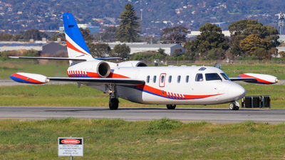A picture of VHKNS - IAI1124 Westwind - PelAir - © ZRY246