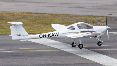 OH-KAW - Diamond DA-20-C1 Eclipse - Private