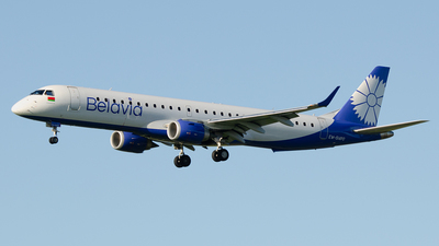EW-514PO - Embraer 190-200LR - Belavia Belarusian Airlines