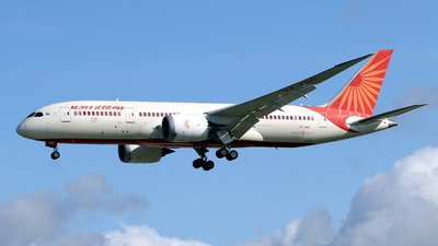A picture of VTANC - Boeing 7878 Dreamliner - Air India - © Javier Rodriguez - Amics de Son Sant Joan