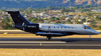 N718RA - Embraer EMB-550 Legacy 500 - Private