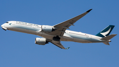 A picture of BLRS - Airbus A350941 - Cathay Pacific - © Alvin.L