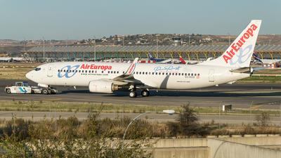 A picture of ECKCG - Boeing 73785P - [33981] - © zsoltiforgacs