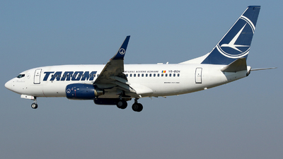 A picture of YRBGH - Boeing 73778J - Tarom - © Carlos Barcelo