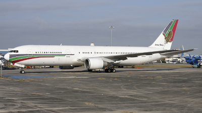 N181AQ - Boeing 767-3P6(ER) - Private