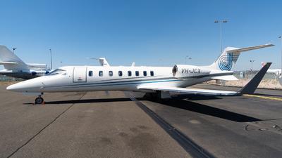 VH-JCX - Bombardier Learjet 45 - Private
