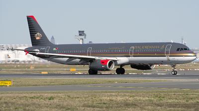 JY-AYT - Airbus A321-231 - Royal Jordanian