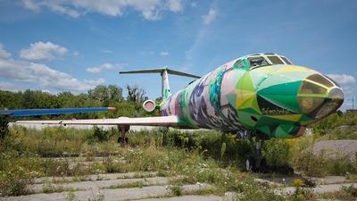 CCCP-65601 - Tupolev Tu-134 - Aeroflot