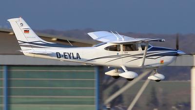 D-EYLA - Cessna 182T Skylane - Private