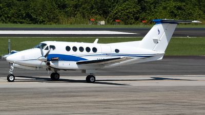 N1093Z - Beechcraft B200 Super King Air - Private