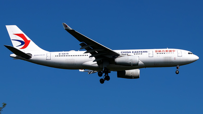 A picture of B5975 - Airbus A330243 - China Eastern Airlines - © Timo Duda