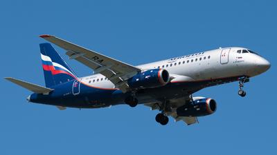 RA-89059 - Sukhoi Superjet 100-95B - Aeroflot