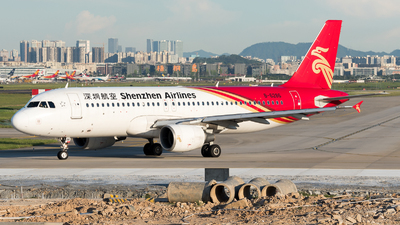 B-6286 - Airbus A320-214 - Shenzhen Airlines