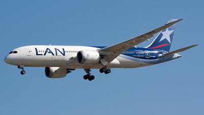 CC-BBB - Boeing 787-8 Dreamliner - LAN Airlines