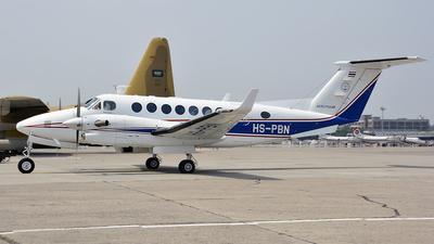 HS-PBN - Beechcraft B300 King Air - Thailand - Aeronautical Radio of Thailand (Aerothai)