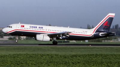 TC-ONF - Airbus A320-231 - Onur Air