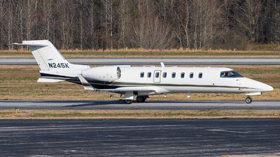 N245K - Bombardier Learjet 45 - Private