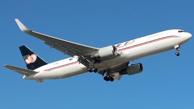C-FGSJ - Boeing 767-39H(ER)(BCF) - Cargojet Airways