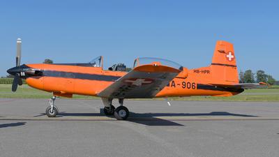 HB-HPR - Pilatus PC-7 - Private
