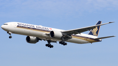 A picture of 9VSWL - Boeing 777312(ER) - Singapore Airlines - © Toanla_SFAP