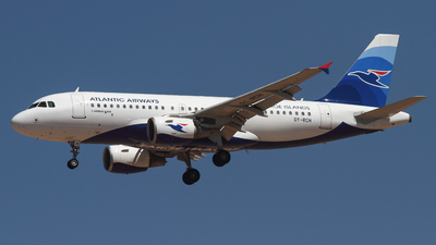 OY-RCH - Airbus A319-111 - Atlantic Airways