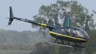 F-GPHD - Robinson R44 Clipper II - Private