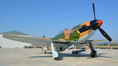 D-FIST - Yakovlev Yak-9U-M - Private