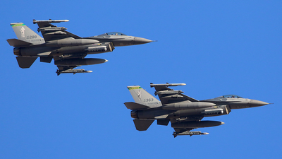86-0363 - Lockheed Martin F-16C Fighting Falcon - United States - US Air Force (USAF)