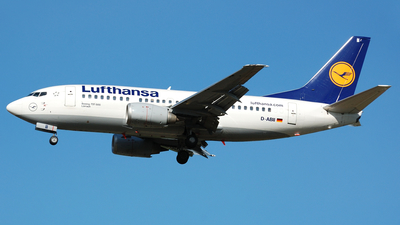 D-ABII - Boeing 737-530 - Lufthansa