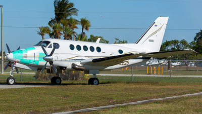 YV2226 - Beechcraft 100 King Air - Private