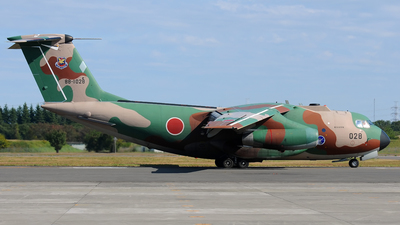 88-1028 - Kawasaki C-1 - Japan - Air Self Defence Force (JASDF)