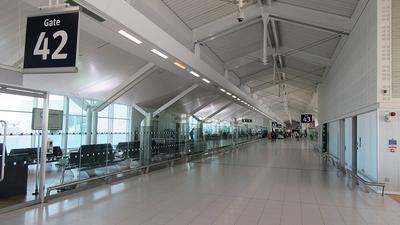 EGBB - Airport - Terminal