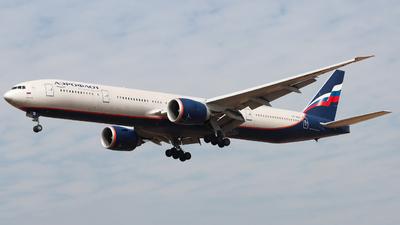 A picture of VPBGB - Boeing 7773M0(ER) - Aeroflot - © Ayase Yukari