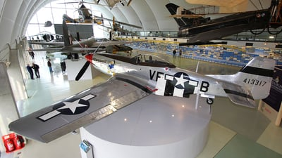 NL51RT - North American P-51D Mustang - Private