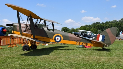 I-BANG - De Havilland DH-82A Tiger Moth - Private