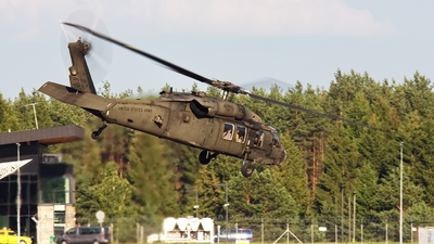 89-26180 - Sikorsky UH-60L Blackhawk - United States - US Army
